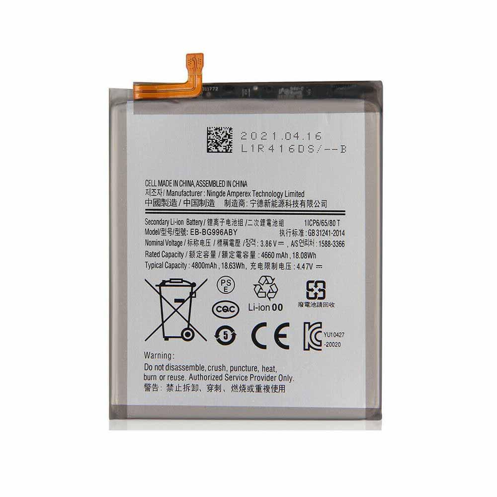 EB-BG996ABY batteria