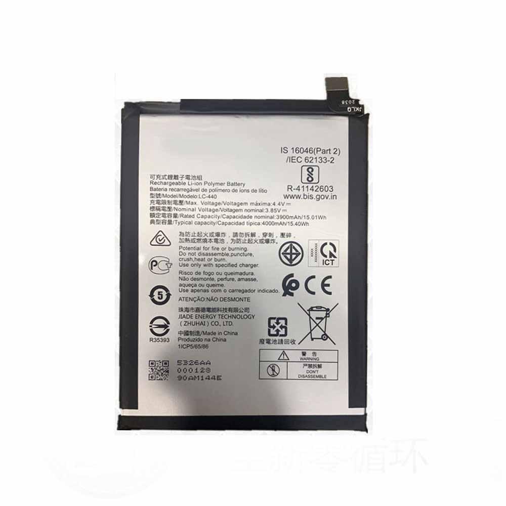 LC-440 batteria