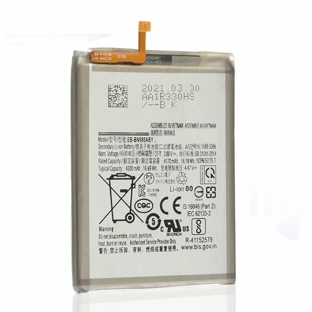 EB-BN980ABY batteria