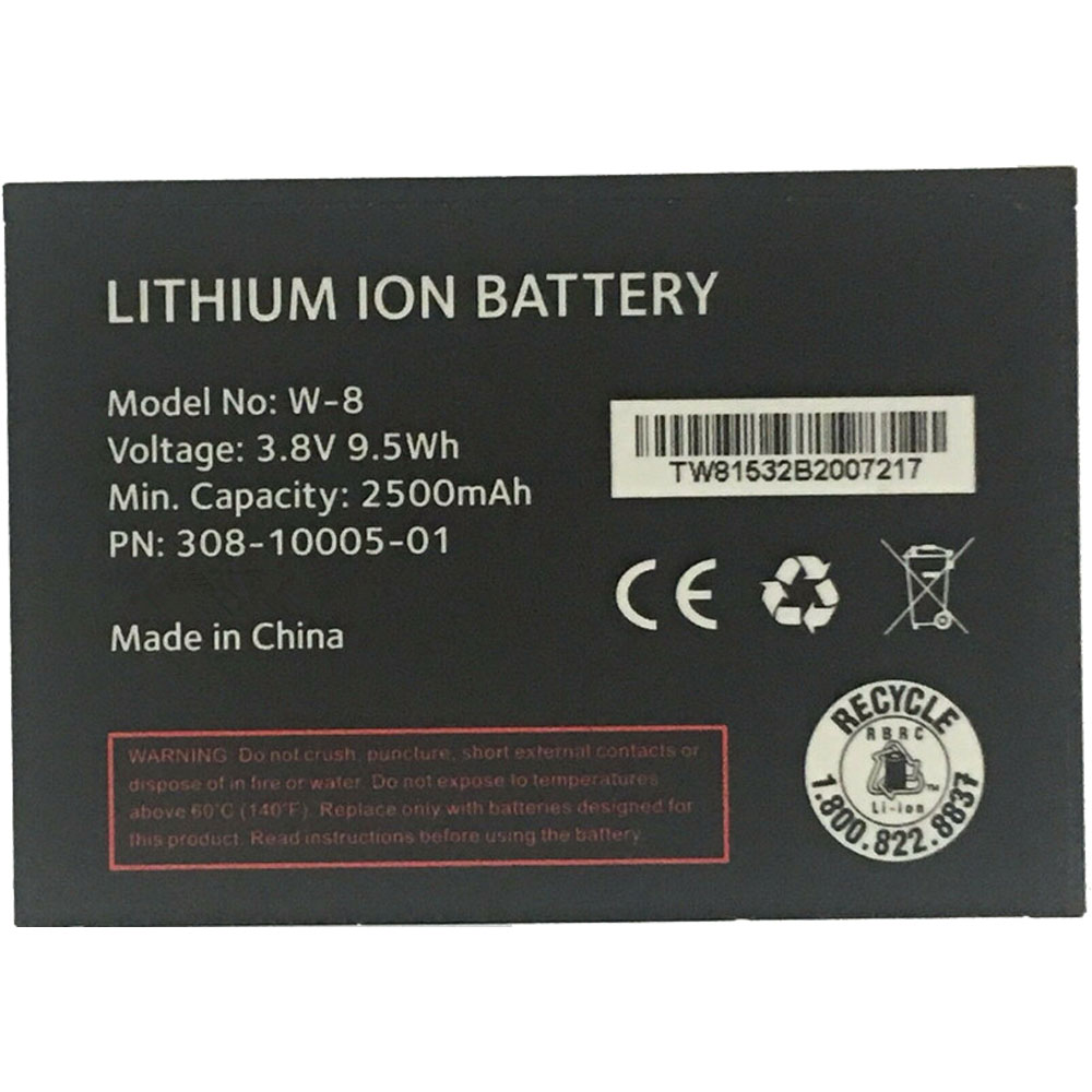 Batterie pour NETGEAR W-8