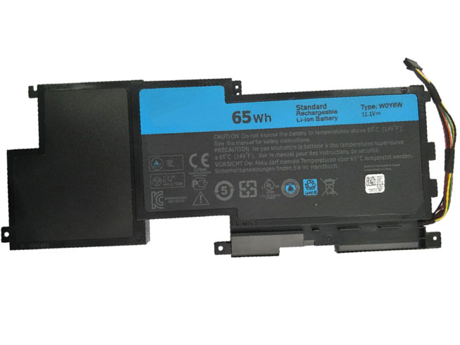 Batterie pour DELL W0Y6W