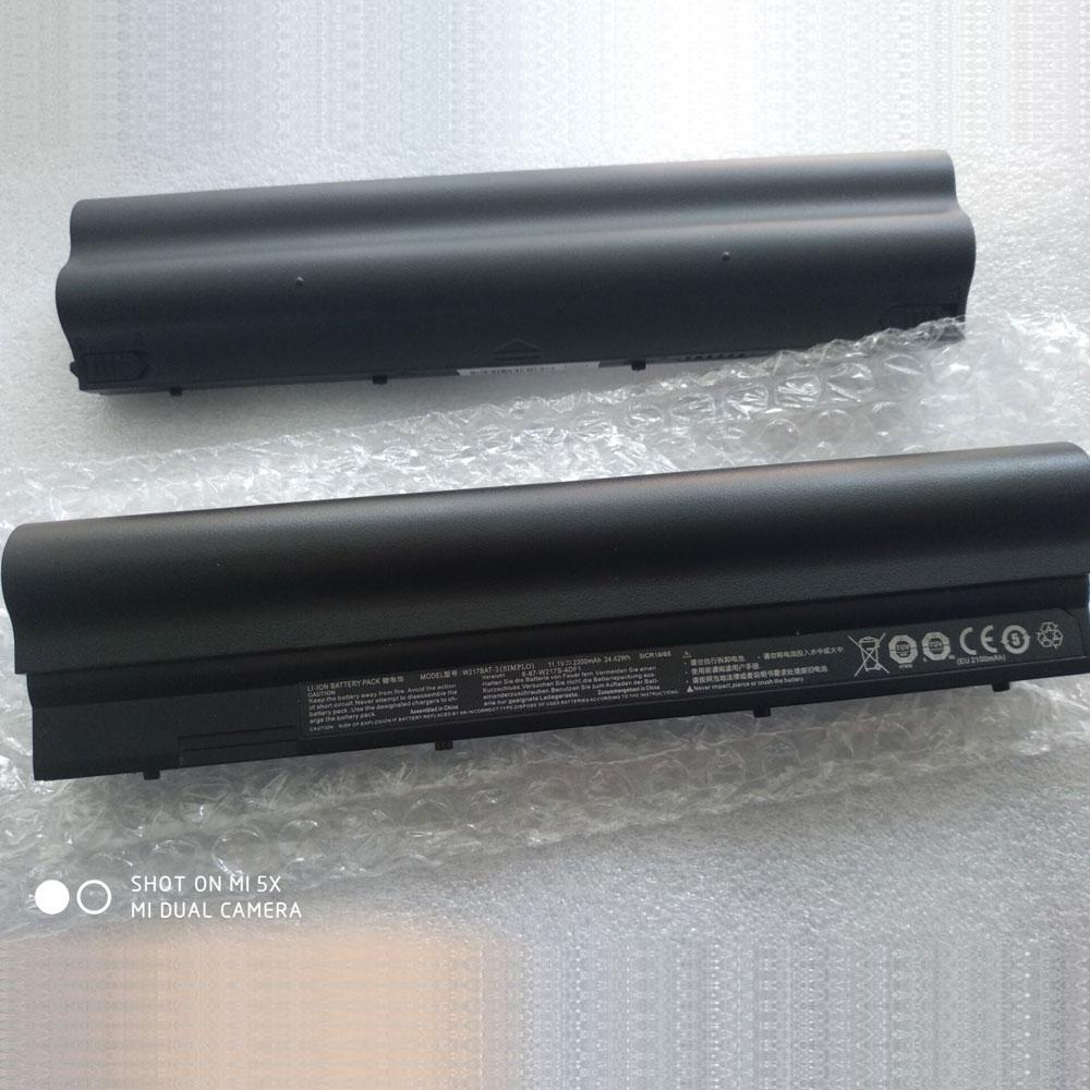 Batterie pour CLEVO W217BAT-6