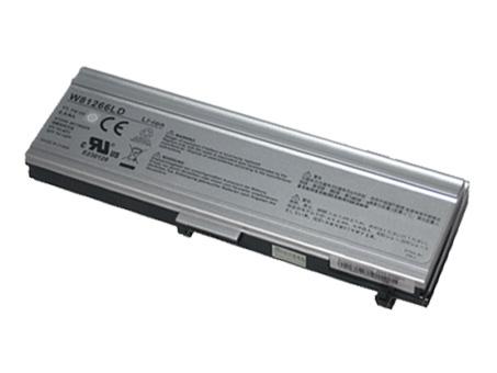 Batterie pour GATEWAY W81266LD