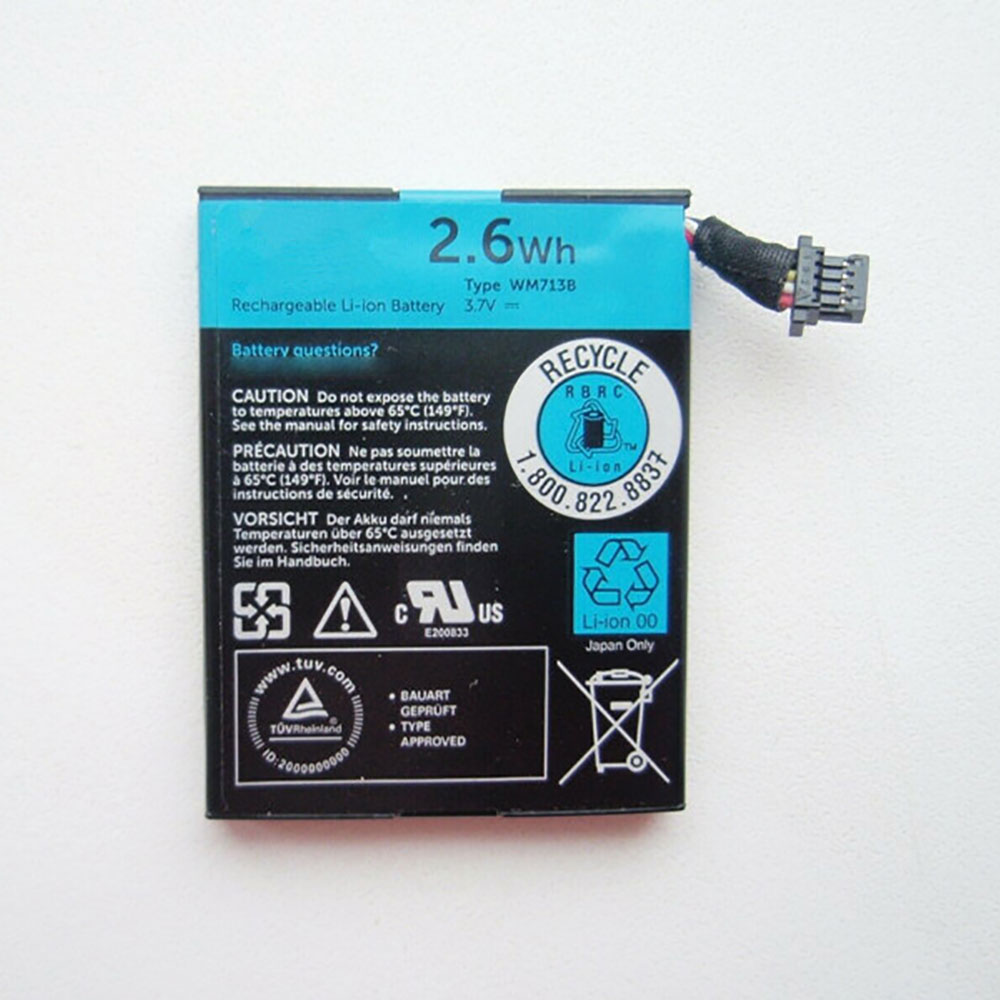 Batterie pour DELL WM713B