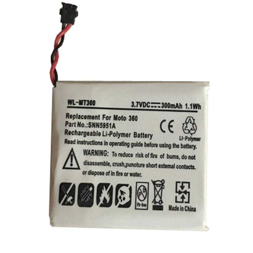 WX30 pc batteria
