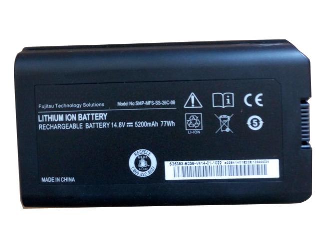 Batterie pour FUJITSU SMP-MFS-SS-26C-08