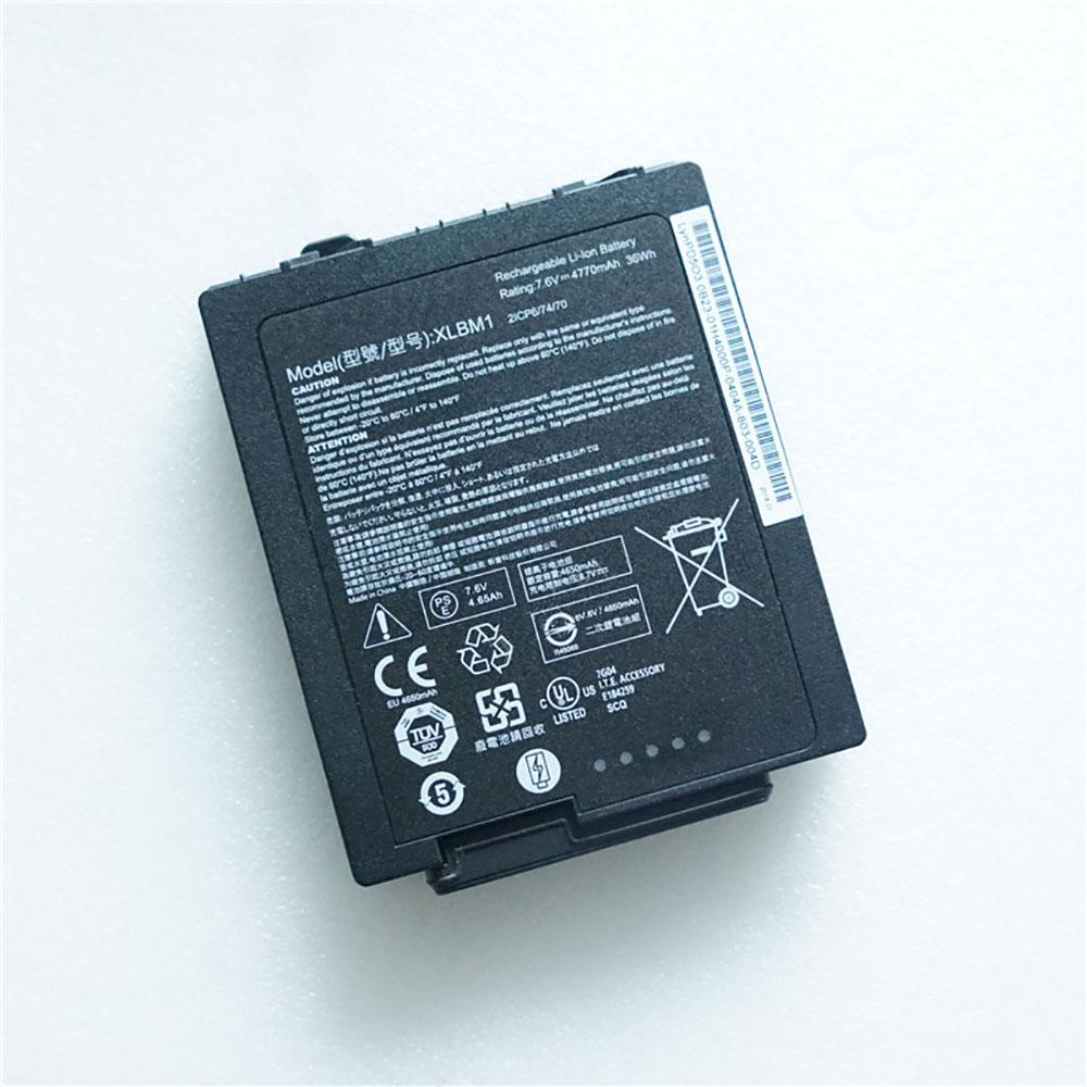 XLBM1 pc batteria