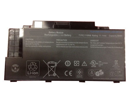 Batterie pour DELL YY9RM