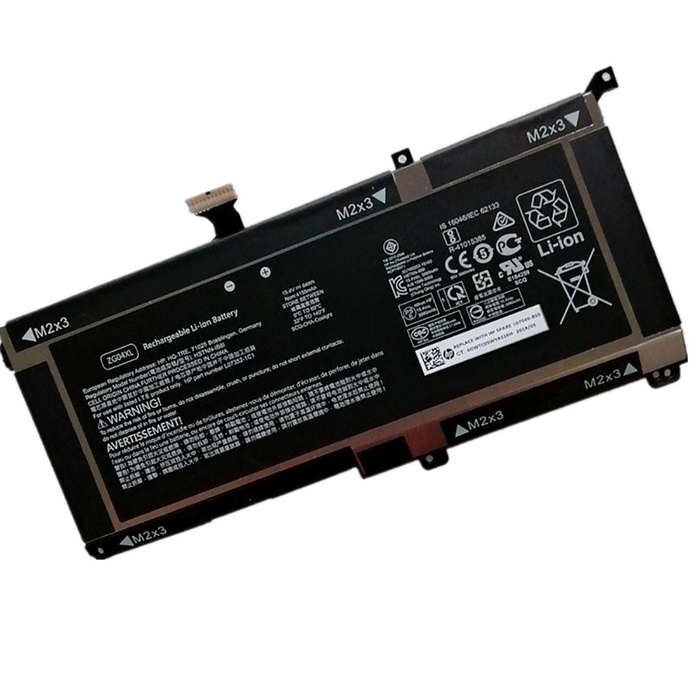 Batterie pour HP ZG04XL