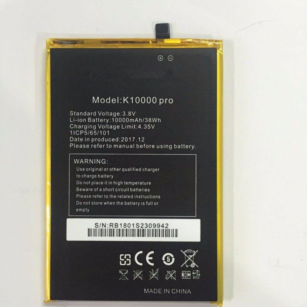 K10000 pc batteria